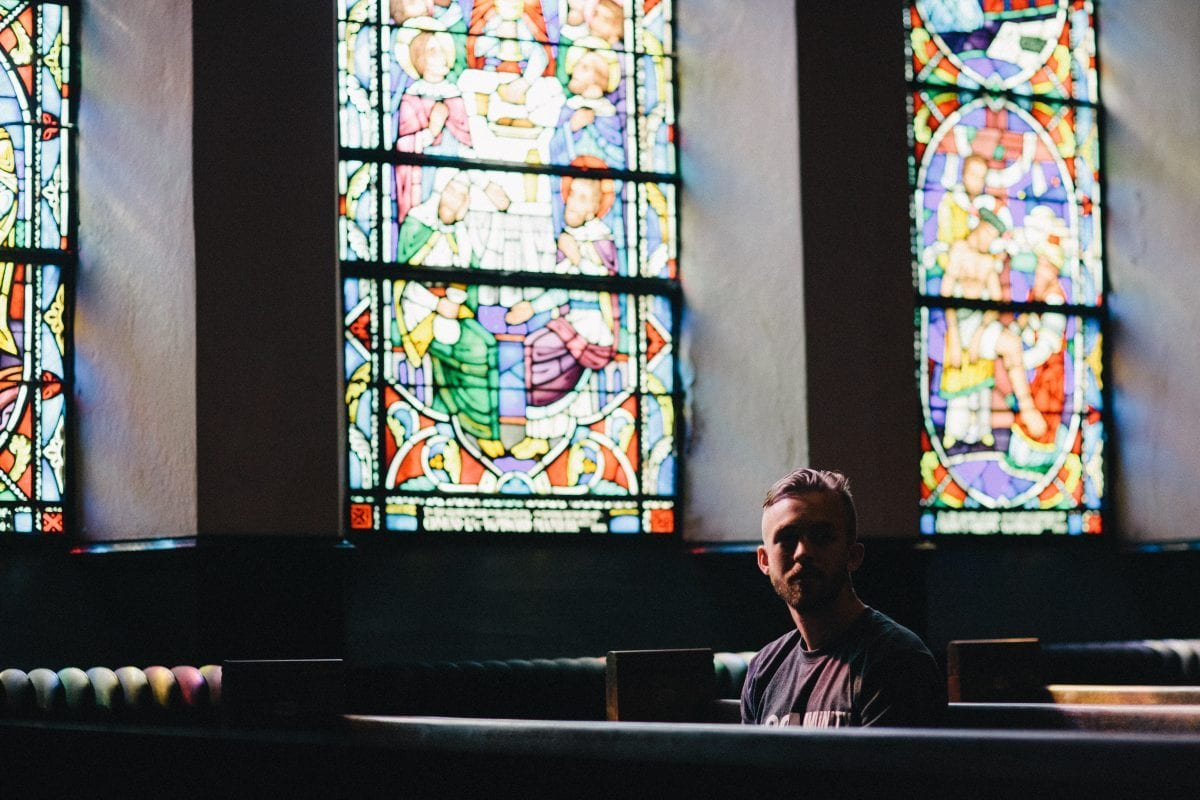 Young People Aren't Going to Church