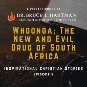 whoonga podcast cover