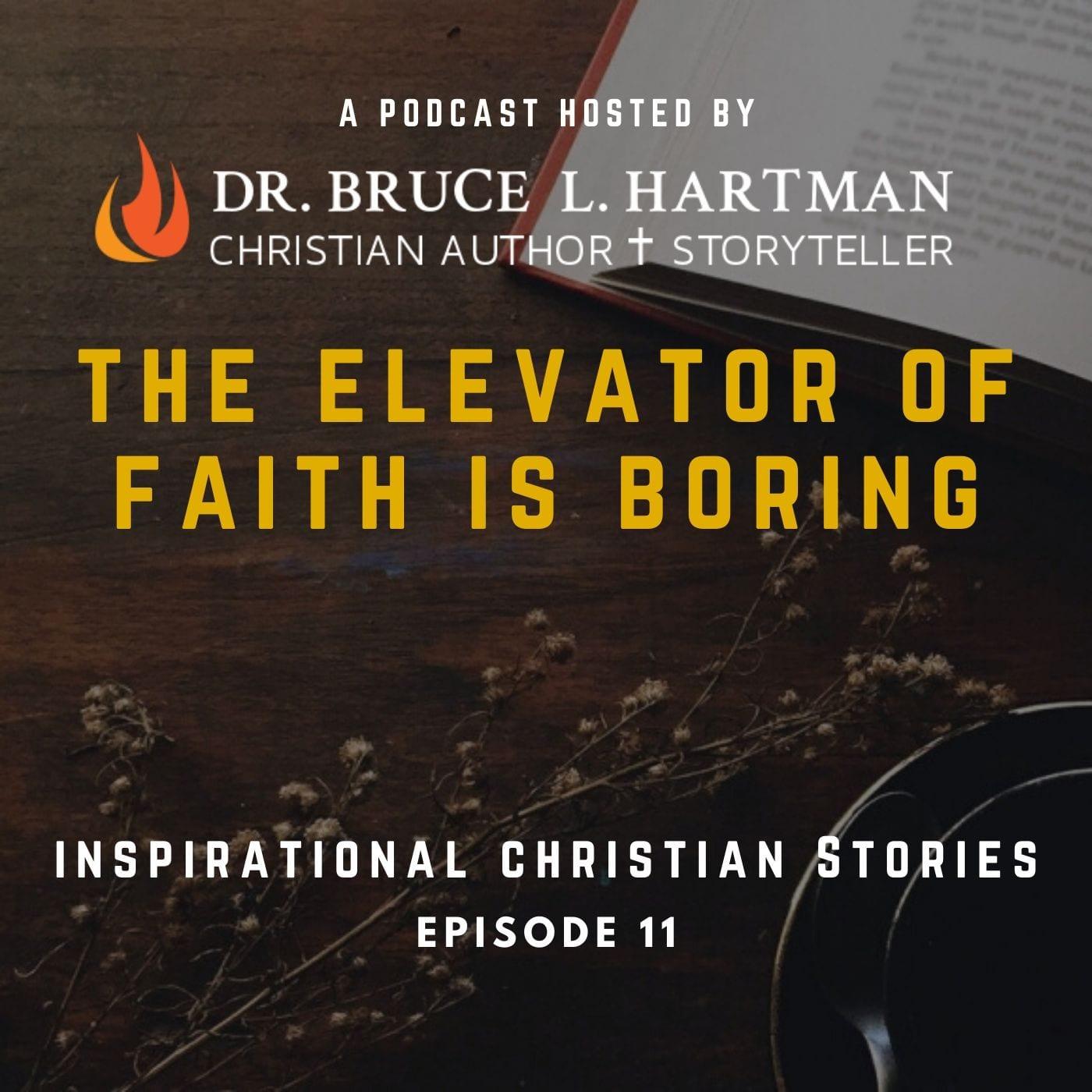 elevator of faith