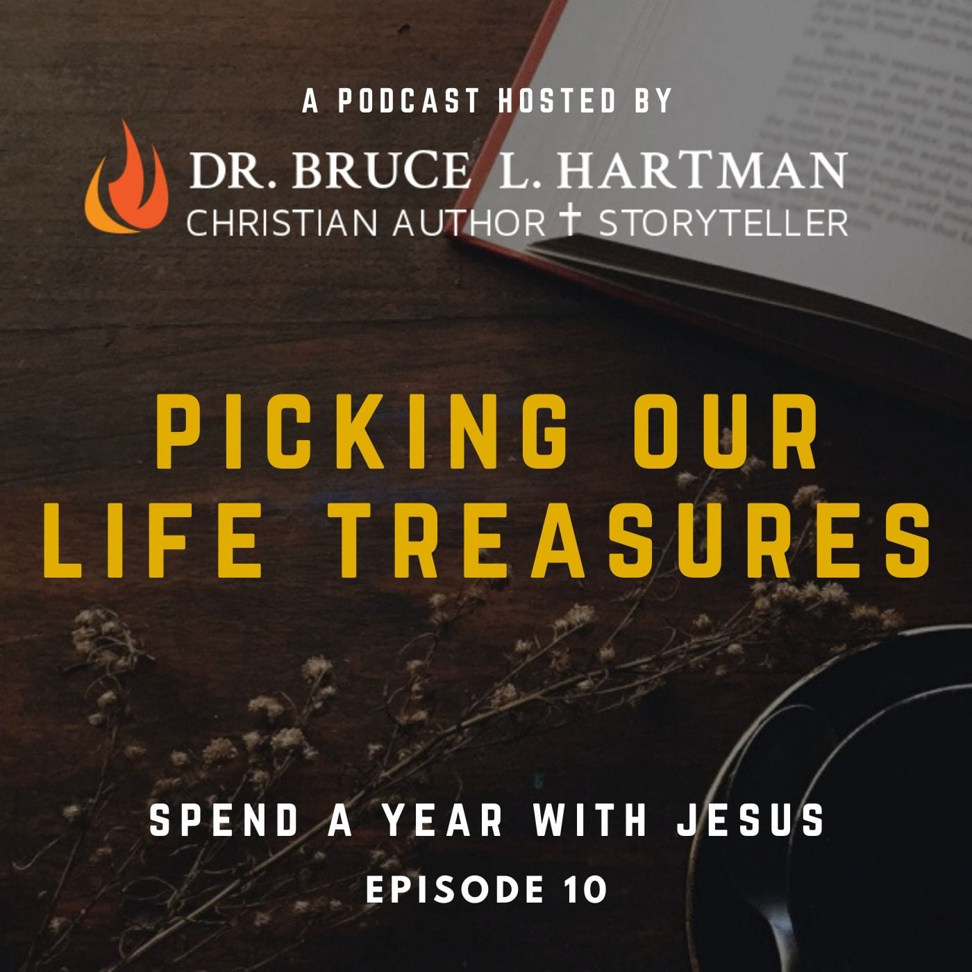picking our life treasures