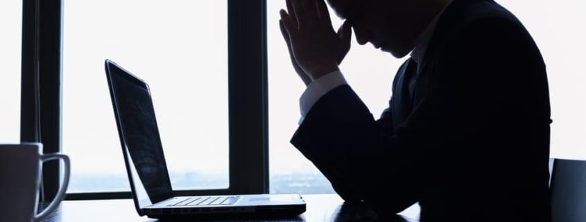 praying at work