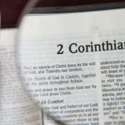 2nd corinthians